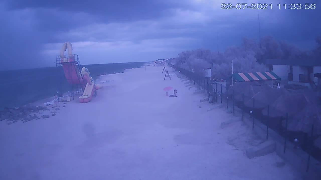 Веб камера Азовское море
